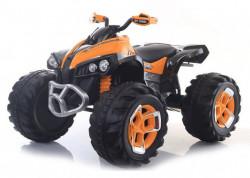Bagi Quad 119 na akumulator sa daljinskim upravljanjem - Narandžasti