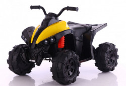 Bagi Quad Mini model 122 na akumulator za decu - Žuti