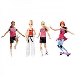 Barbie sportista ( MADVF68 )