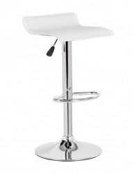Barska stolica 5060 od eko kože - Bela