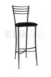Barska stolica - BS Novak - tapacirano sedište