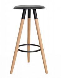 Barska stolica BY-01 - Crna