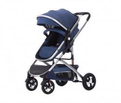 BBO Kolica za bebe sprinter - plava ( 808CPL )