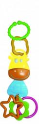 Biba Toys zvečka-glodalica kravica ( A016507 )