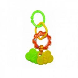 Biba Toys zvečka-glodalica leptirići ( A016505 )