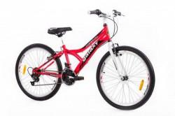 "Bicikl Casper 240 24""/18 roze/bela ( 650035 )"