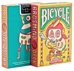 Bicycle Brosmind Poker Karte ( 1027243 )