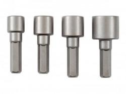 Bosch set nasadnih ključeva 7/8/10/13mm ( 2609255904 )