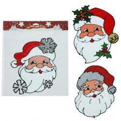 Božićna nalepnica 4 vrste ( 40-517000 )