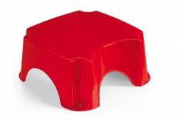 Cam step klupica ( V-477) crvena