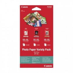 Canon foto papir variety pack VP-101 10x15cm 20Sh