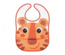 Canpol babies portikla sa dzepom hello little orange 9/232 ( 9/232_ora )