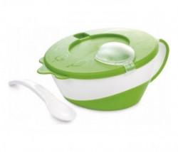 Canpol baby činija sa kašikom 31/406 - zelena ( 31/406_gre )