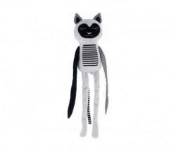 Canpol baby plišana igračka sa zveckom 68/059 jungle sleeping lemur - greyl 0+ 68/059 ( 68/059p_grey )