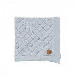 Ceba organic prekrivač 90x90 plavi ( 41110408 )
