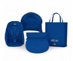 Chicco komplet navlaka za kolica Urban ( A009568-power blue )