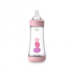 Chicco P5 flašica roze 4m+, 300ml ( A050011 )