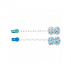 Chicco plastični lančić za lažu, plavi ( A049947 )