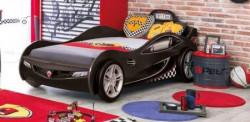 Cilek Coupe auto krevet crni 90x190 cm ( 20.03.1312.00 )