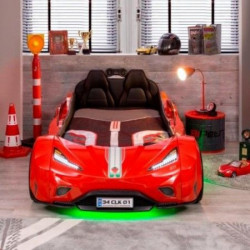 Cilek Gti auto krevet crveni 90x195 cm ( 20.02.1330.00 )