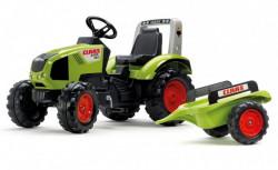 Claas Axos 330 Traktor na pedale sa prikolicom 1011AB