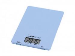 Clatronic Kuhinjska vaga KW3626 plava 5kg, LCD display