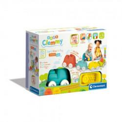 Clementoni soft clemmy - sensory train ( CL17424 )