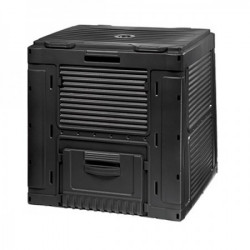 Curver komposter E-komposter 470L (sa bazom), crna ( CU 231415 )