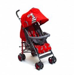 Dečija kišobran kolica thema baby line 803A crvena (TS- 803A)