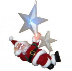 Deda Mraz na baterije LED 20cm ( 41-873000 )