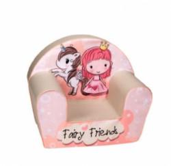 DeltaTrade fotelja stolica dt18 1987 - fairy friends ( 452.189874 )