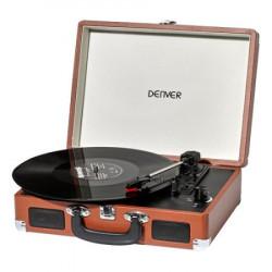 Denver VPL-120 braon gramofon