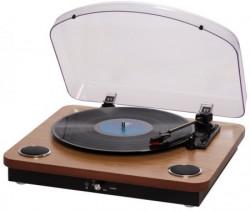 Denver VPL-200 gramofon wood