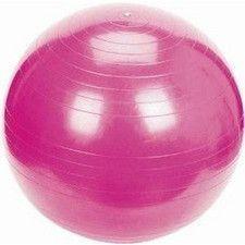 Derex lopta za vežbanje pilates 75cm pink ( 291354-P )