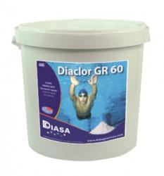 Diasa Hlor granulat 5 kg ( 20499 )
