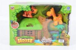 Divlje životinje sa šumskom kućicom 89768 ( 11/96279 )