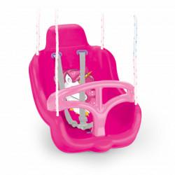 Dolu Ljuljaška za decu PVC PINK ( 025692 )