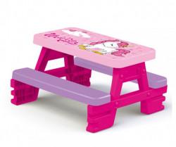 Dolu Piknik klupa za decu - Unicorn ( 025180 )