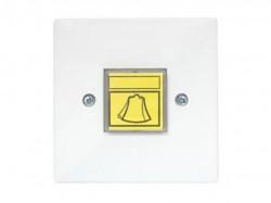 Domaća sklopka taster 10A/250V za zvono ( n305i )