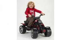 Falk Toys Pirat Motor na pedale - Crni ( 605 )