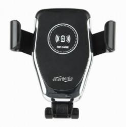 Gembird univerzalni auto drzac za telefone sa bezicnim punjenjem-wireless QI 10W EG-TA-CHAV-QI10-01