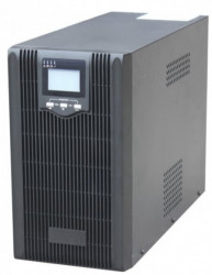 Gembird UPS sa stabilizatorom 2000VA pure sine wave, LCD, USB, black EG-UPS-PS2000-01