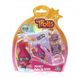 GiochiPreziosi Trolls mala knjiga za ulepšavanje sa šminkom ( GPTRL04 )