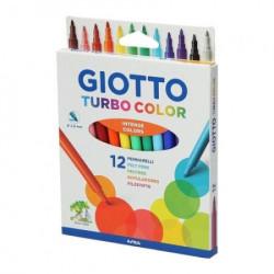 Giotto flomasteri 1/12 ( 56743 )
