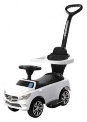 Guralica Auto model 457 sa zvučnim i svetlosnim efektima - Bela