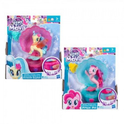Hasbro My little pony movie sirena u skoljci ( C0684 )