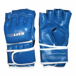 HJ MMA rukavice PRO plave, L-velicine ( t00316 )