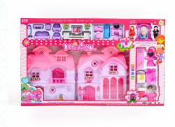 Hk mini igračka kuća za princeze ( A027531 )