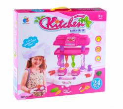 Hk Mini igračka Kuhinjski set ( A013341 )