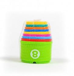 HK Mini igračka, kupice za slaganje u mrežici ( A017278 )